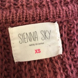 Sienna Sky Sweaters - Off The Shoulder Knit Sweater